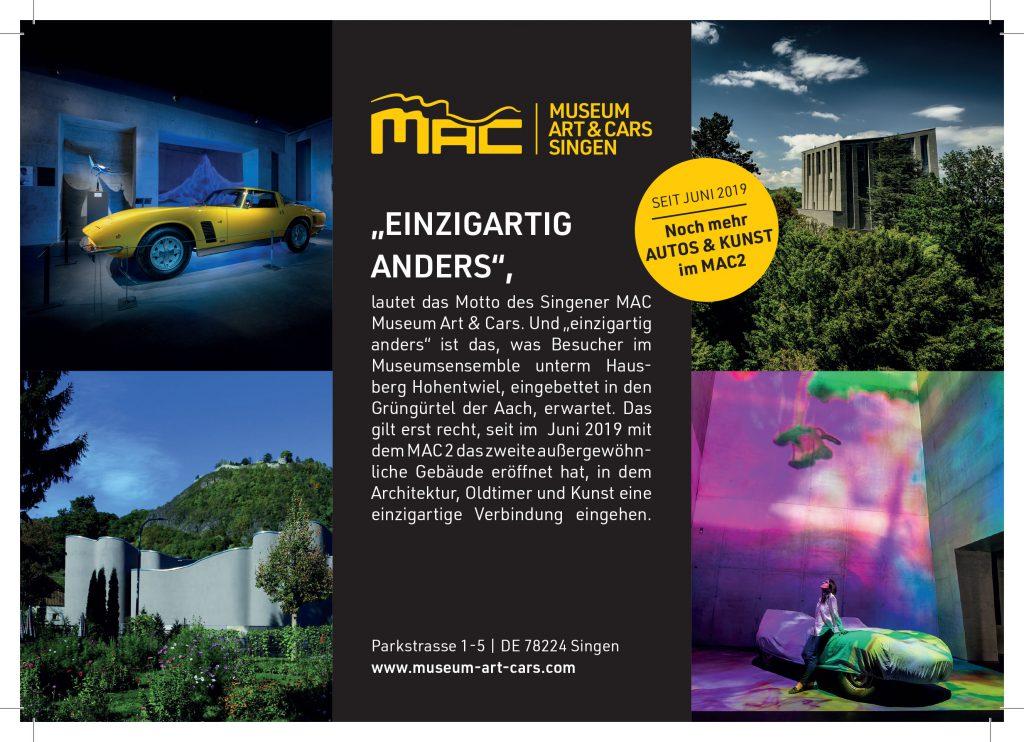 Museum art und cars singen